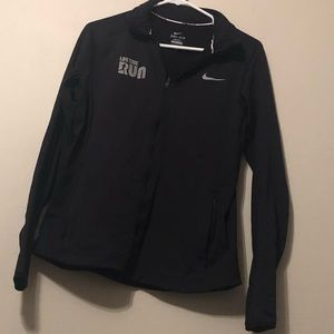 Nike full zip fleece
